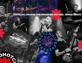 Red Hot Chilli Peppers Tribute